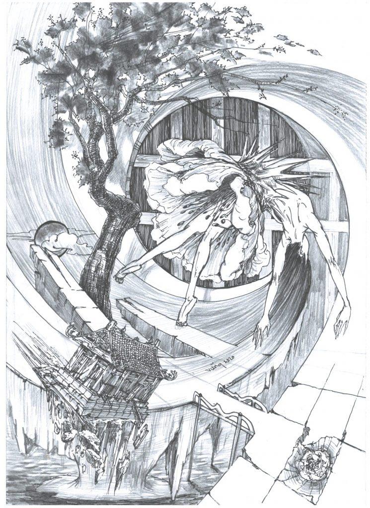 Tập thơ Nằm xem sao rụng của Hà Thủy Nguyên