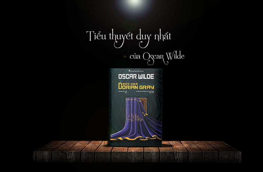 Tiểu thuyết Bức họa Dorian Gray của Oscar Wilde