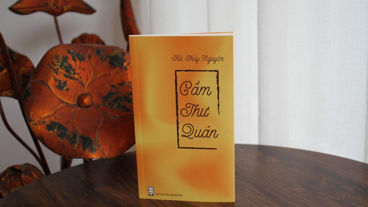 Tiểu thuyết dã sử Cầm Thư Quán về mối tình hư ảo của Lê Thánh Tông
