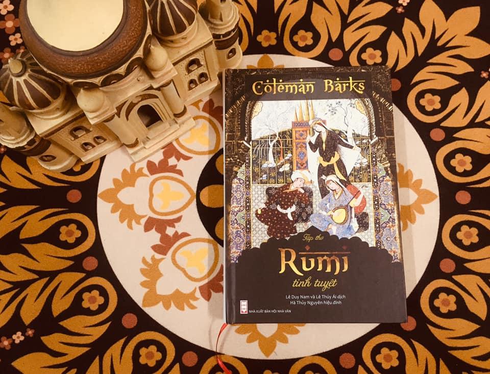 [GÓC ĐỘC GIẢ] - Cảm nhận về Rumi Tinh Tuyệt