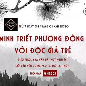 Café Sách: Minh triết phương Đông với độc giả trẻ