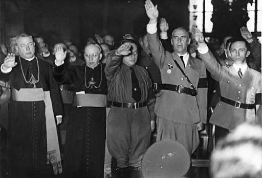 Đại bê bối: Vai trò của Cơ-đốc giáo trong sự trỗi dậy của Nazi