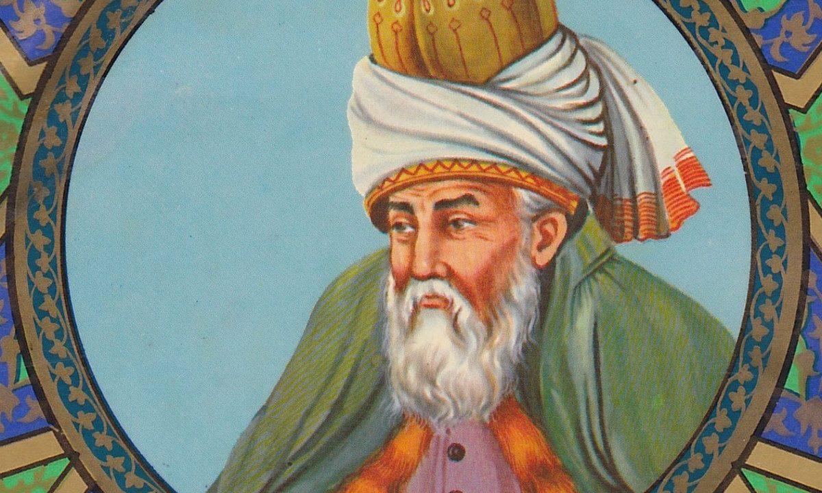 Tập thơ Rumi tinh tuyệt dịch từ bản tiếng Anh của Coleman Bark